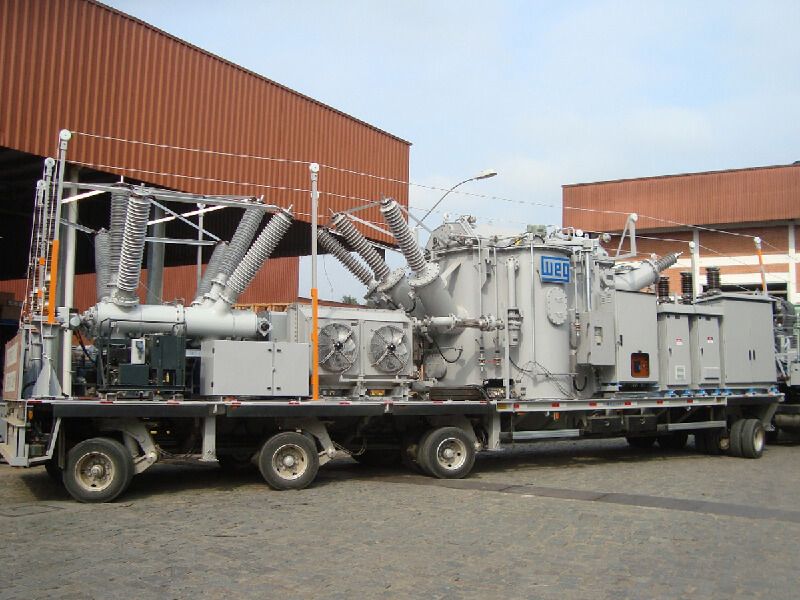 Product: 3 axle lines NICOLAS MDE / Payload: 50 t / Dimensions: 18m L x 3,0m B